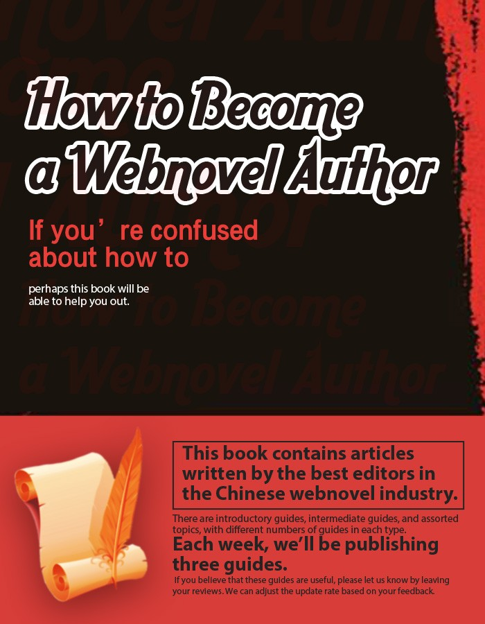 How to Become a Webnovel Author